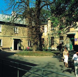 Sanatorium - MIKOŁAJ