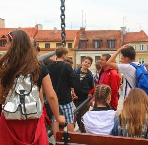 Sandomierska gra miejska z Geo Travel