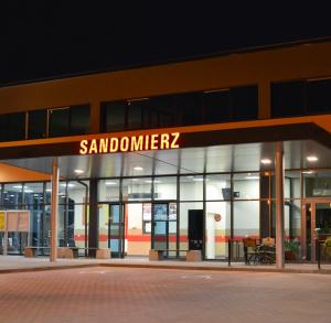 Dworzec PKS w Sandomierzu