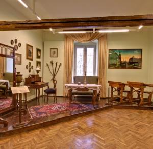 Pamiątki regionalne w Muzeum Żeromskiego
