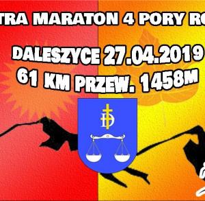 Ultra Maraton 4 Pory Roku – WIOSNA