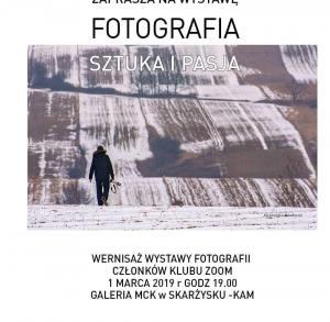 III Doroczna Wystawa Klubu fotograficznego ZOOM
