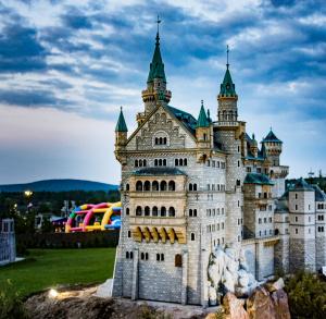 "Miniature and  Amusement Park ""SABAT KRAJNO"""