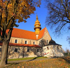 Klasztor Cysterski w Koprzywnicy