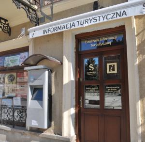 Souvenirs shops in Sandomierz