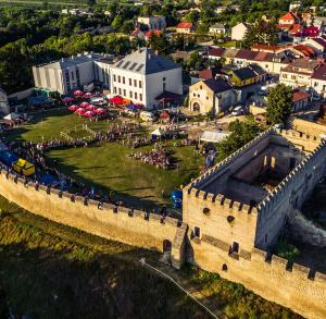Szydłów - Polish Carcassonne
