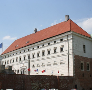 Royal Castle in Sandomierz