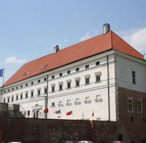Royal Castle in Sandomierz