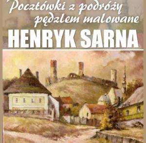 """""""Pocztówki z podróży pędzlem malowane"""" - wystawa w Niemczówce"""