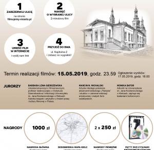 Filmujemy Kielce - konkurs