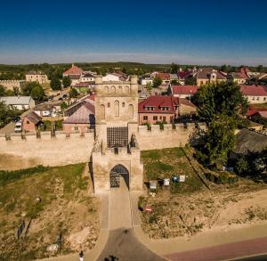 Szydłów - autentycznie średniowieczne miasto