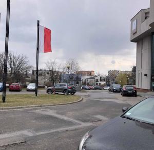 Parking przy Kieleckim Centrum Kultury