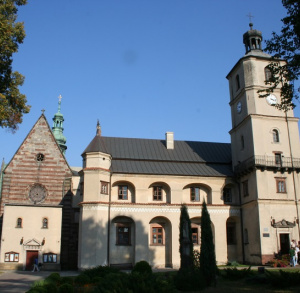 Klasztor cysterski w Wąchocku