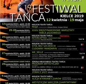 Kielecki Festiwal Tańca