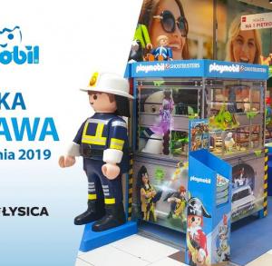 Wielka Wystawa Playmobil w Galerii Łysica!