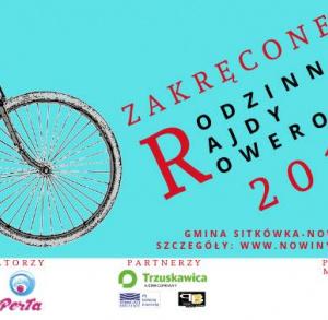 Rajd rowerowy po gminie Sitkówka-Nowiny
