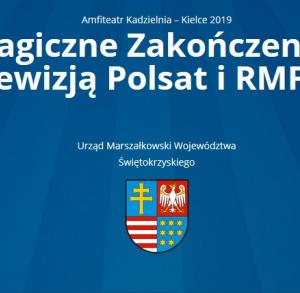 Festiwal Magiczne Zakończenie Wakacji z telewizją Polsat i RMF FM