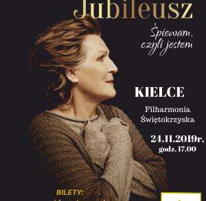 """""""Śpiewam, czyli jestem""""  - jubileuszowy koncert Ireny Santor"""
