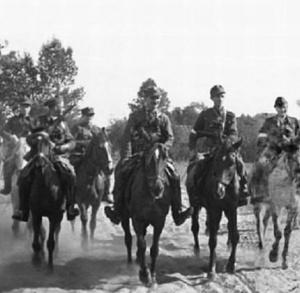 Święto 27 pułku ułanów imienia Króla Stefana Batorego