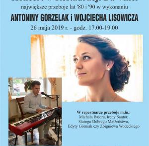 Koncert na Dzień Matki w restauracji Da Vinci w Podzamczy Chęcińskim