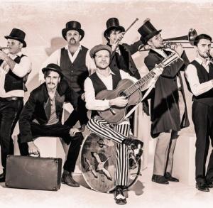 Muzyka starej Odessy - FELIKS SHINDER & DENGI WPERED