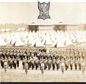 Obóz Kościuszko w Niagara on the Lake, 1917-1919 – wystawa