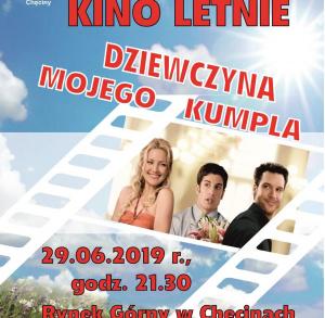 Kino letnie w Chęcinach
