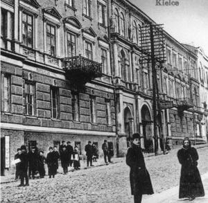 Otwarcie stałej wystawy o pogromie Żydów w Kielcach