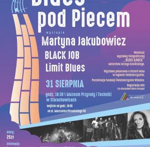 """Festiwal Bluesowy """"Blues pod Piecem"""""""
