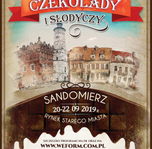 Festiwal Czekolady i Słodyczy