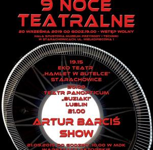 9 Noce teatralne w Starachowicach