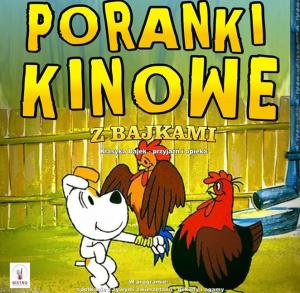 Dziecięce Poranki Kinowe w Starachowicach