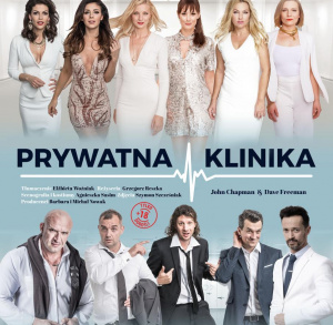 """Spektakl """"Prywatna Klinika"""" na scenie Kieleckiego Centrum Kultury"""