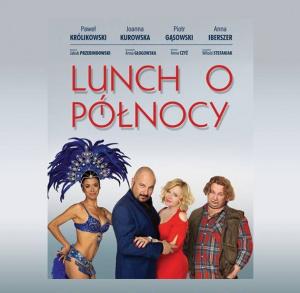 Lunch o północy - spektakl w kinie Etiuda