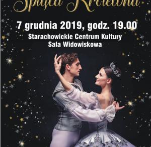 """""""Śpiąca Królewna"""" - spektakl w Starachowicach"""