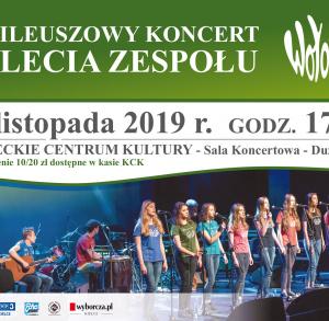 Koncert zespołu Wołosatki w KCK