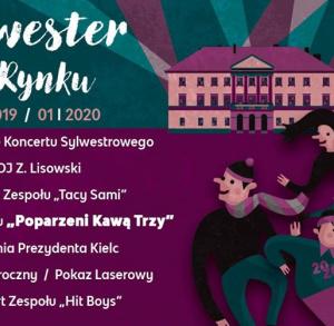 Sylwester pod gwiazdami w Kielcach
