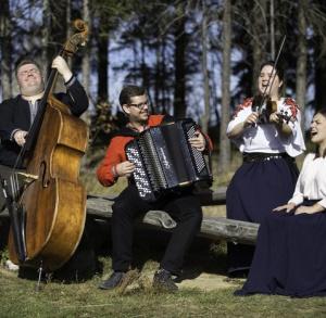 Kapela Karpati - koncert folku karpackiego