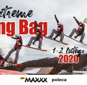 Extreme Bang Bang w Szwajcarii Bałtowskiej