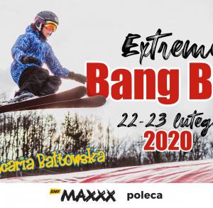 Extreme Bang Bang w Szwajcarii Bałtowskiej - druga edycja