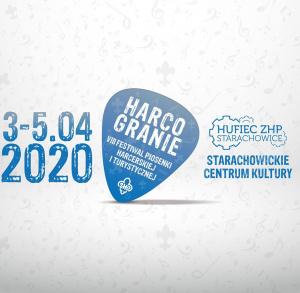 Festiwal Piosenki Harcerskiej i Turystycznej HARCOGRANIE
