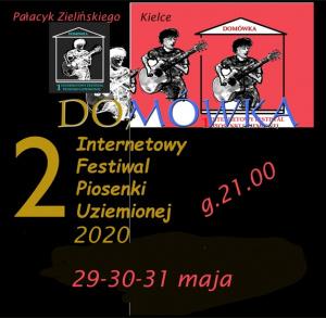 Domówka - 2. Internetowy Festiwal Piosenki Uziemionej