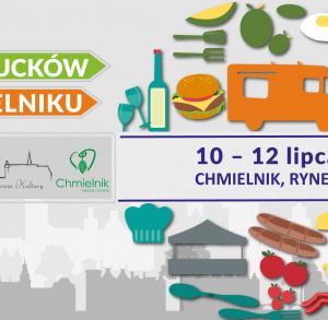 Zlot Food Trucków w Chmielniku