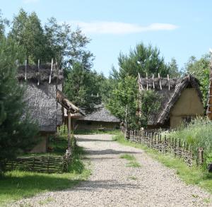 Osada neolityczna w Kopcu