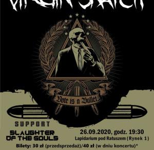 Koncert Virgin Snatch & Slaughter of The Souls
