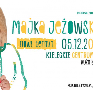 Koncert - Majka Jeżowska Band