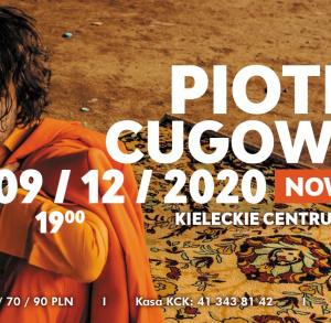 Koncert Piotra Cugowskiego