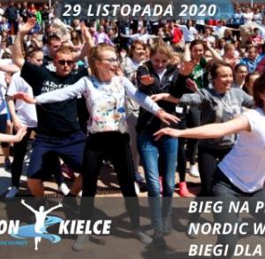 Półmaraton Kielce o Błękitną Wstęgę Silnicy