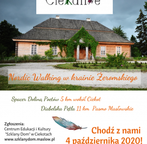 "Rajd Nordic Walking ""Ciekockie Ciekanie"""