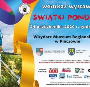 Świątki Ponidzia - wystawa w Muzeum Regionalnym w Pińczowie